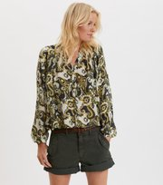 Odd Molly - Mesmerizing Blouse - FADED CARGO