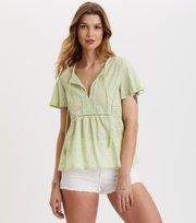 Odd Molly - Artful Blouse - SPRING GREEN
