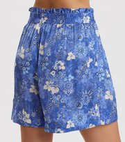 Odd Molly - Pretty Printed Shorts - VIVID BLUE