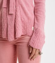 Odd Molly  - Spun Dreams Cardigan - FAIRY PINK