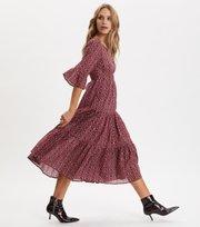 Odd Molly - Fairytale Dress - BURGUNDY