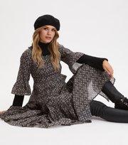 Odd Molly - Fairytale Dress - ALMOST BLACK