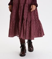 Odd Molly - Fairytale Dress - BURGUNDY