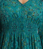 Odd Molly - My Athena Dress - VINTAGE TURQUOISE