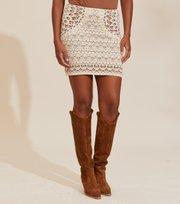 Odd Molly  - Stardust Skirt - LIGHT PORCELAIN