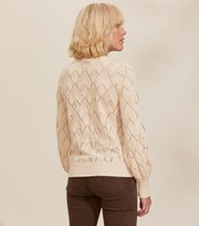 Odd Molly - Curious Pullover - LIGHT PORCELAIN