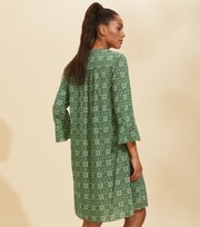 Odd Molly - Soul Of Sunshine Dress - GREEN JADE