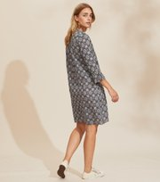 Odd Molly - Soul Of Sunshine Dress - DARK BLUE