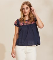 Mariah S/s Bluse
