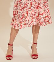 Odd Molly - Sorrento Skirt - SPICED CORAL