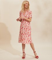 Odd Molly - Sorrento Dress - SPICED CORAL