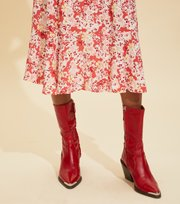 Odd Molly  - Sorrento Dress - SPICED CORAL