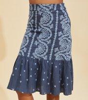 Odd Molly - Amalfi Skirt - HORIZON BLUE
