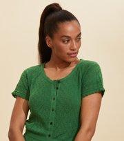 Odd Molly - Lucky Charm Dress - GREEN JADE