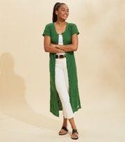 Odd Molly - Lucky Charm Kleid - GREEN JADE
