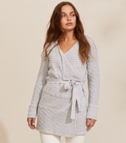 Odd Molly  - Stay Magic Cardigan - LIGHT GREY MELANGE