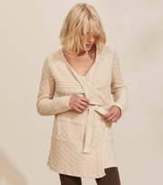 Odd Molly  - Stay Magic Cardigan - LIGHT PORCELAIN