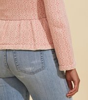 Odd Molly - Comfy All Around Cardigan - BLUSH PINK