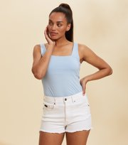 Odd Molly - Odd Appealing Tank Top - PEARL BLUE