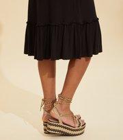 Odd Molly  - My Beloved Skirt - ALMOST BLACK