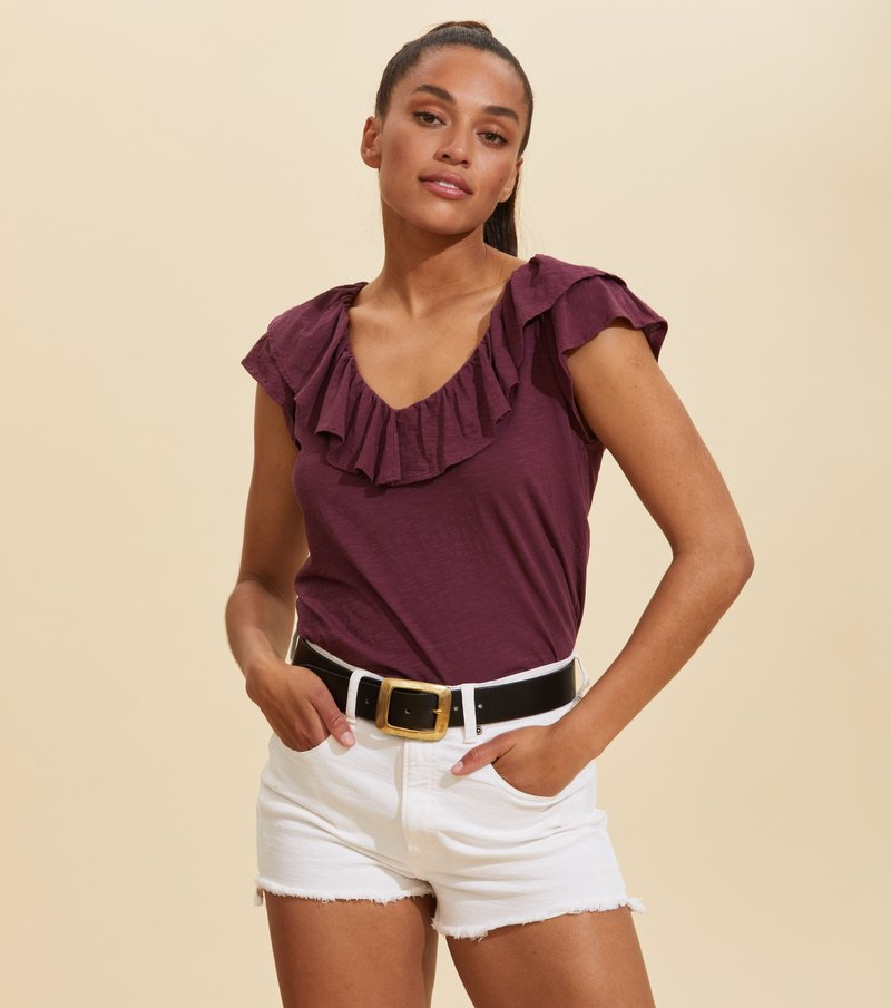 Frill Up Top