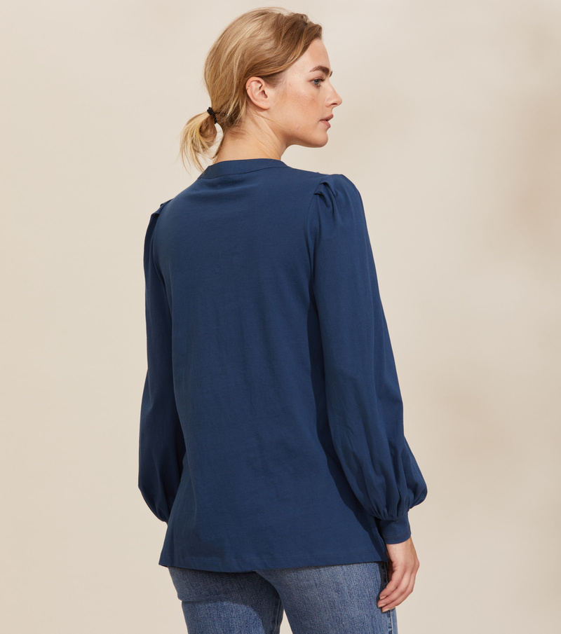 Power Sleeve Top