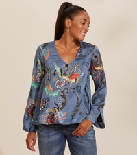 Still Smiling Blouse