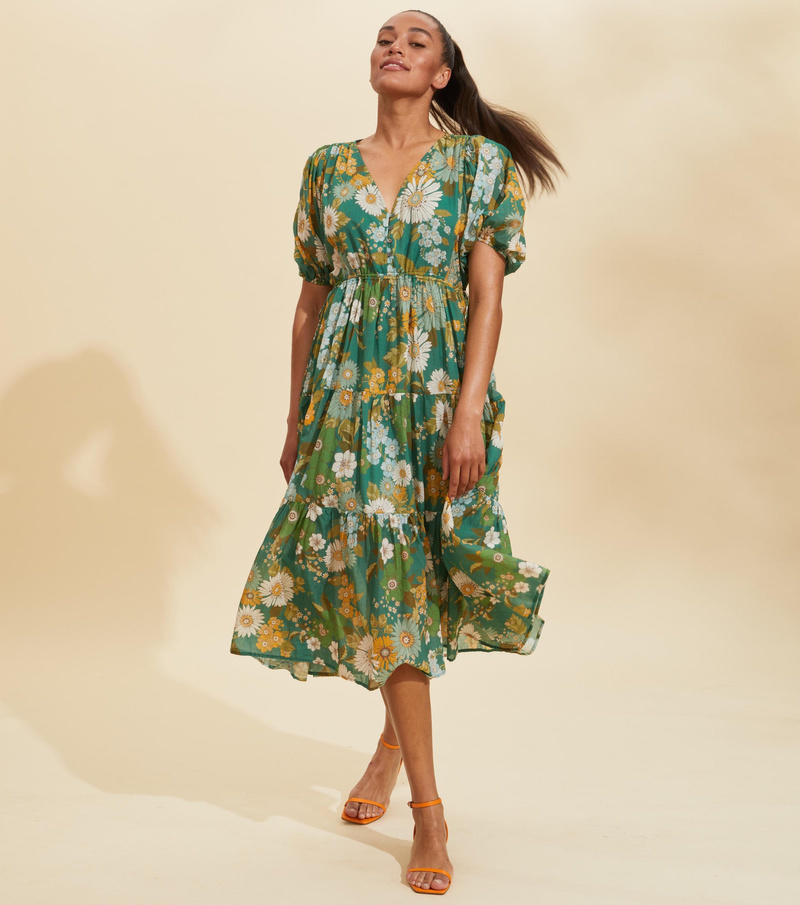 Run With The Sun Long Dress