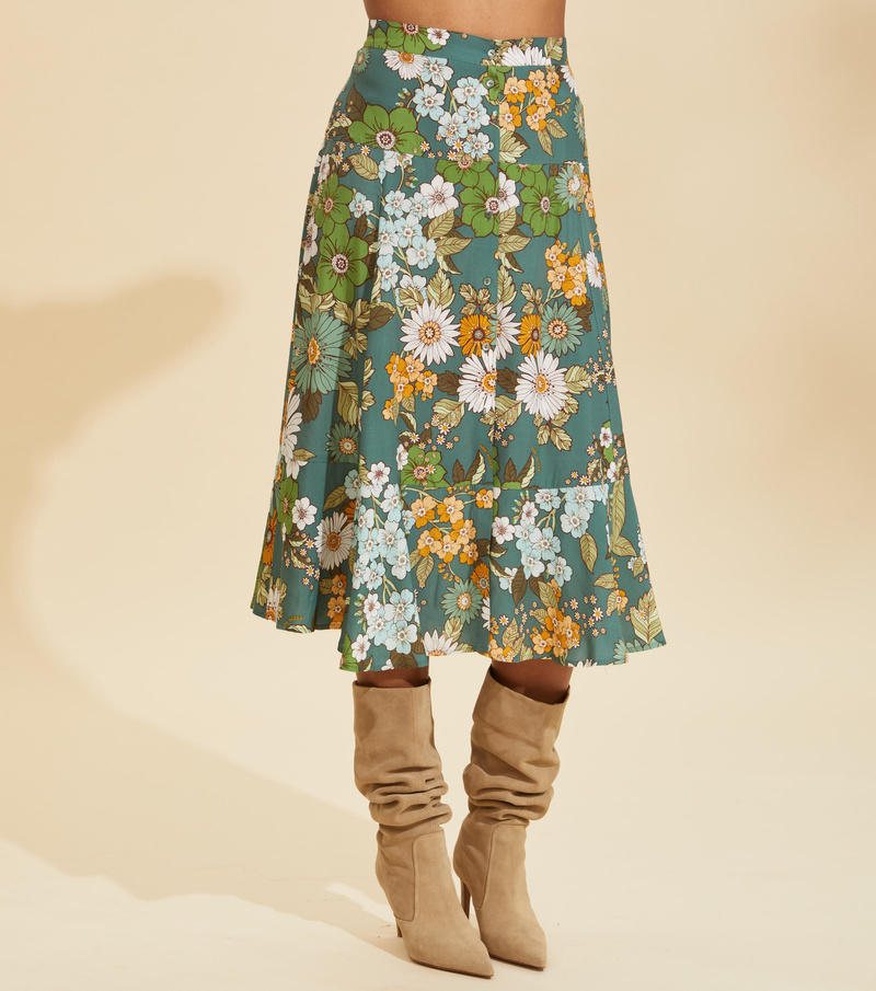 Run With The Sun Skirt
