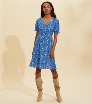 Odd Molly - Emily Dress - SOFT BLUE
