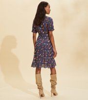 Odd Molly - Emily Dress - DARK BLUE