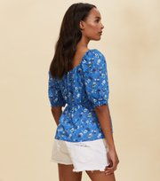 Odd Molly - Emily Blouse - SOFT BLUE