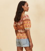 Odd Molly - Emily Blouse - MULTI