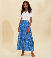 Odd Molly - Emily Skirt - SOFT BLUE