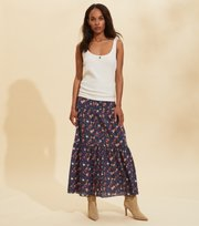 Odd Molly - Emily Skirt - DARK BLUE