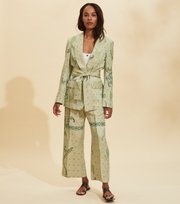 Odd Molly - Isabella Suit Jacket - MISTY GREEN