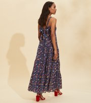 Odd Molly - Sophia Dress - DARK BLUE
