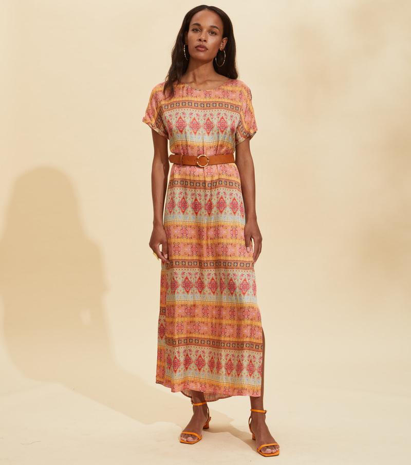 Sophia T-shirt Dress