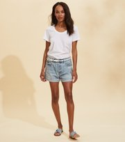 Odd Molly - Juliette S/S Top - BRIGHT WHITE