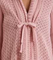 Odd Molly - Miss Charming Cardigan - BRIDAL ROSE