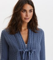 Odd Molly - Miss Charming Cardigan - WASHED INDIGO
