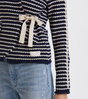 Odd Molly - The Knit Jacket - DARK BLUE