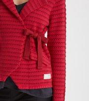Odd Molly - The Knit Jacket - DARK PINK