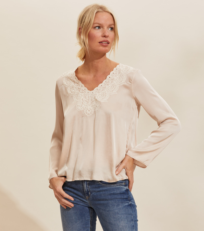 Meadow Blouse