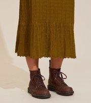 Odd Molly - Maureen Skirt - BURNED OLIVE