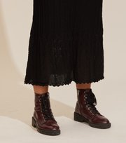 Odd Molly - Maureen Skirt - ALMOST BLACK