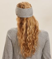 Odd Molly - Quinn Headband - GREY MELANGE