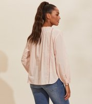 Odd Molly - Rachelle Blouse - PEACH POWDER