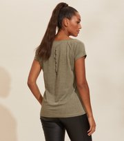Odd Molly - Felice Top - FADED CARGO