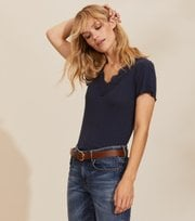 Odd Molly - Emma Top - DARK BLUE